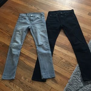 Levi's TWO for one! W28 L32